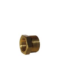 Metallbussning för manometeranslutning