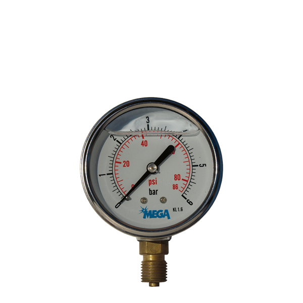Manometer glycerin