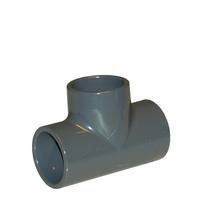 PVC T-rör