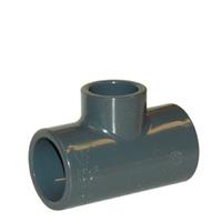 PVC T-rör reducerat avstick