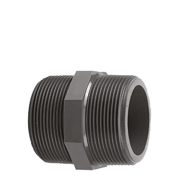 PVC nippel R80