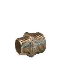 Reducerad nippel syrafast stål