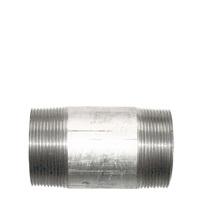 Nippelrör galvat stål