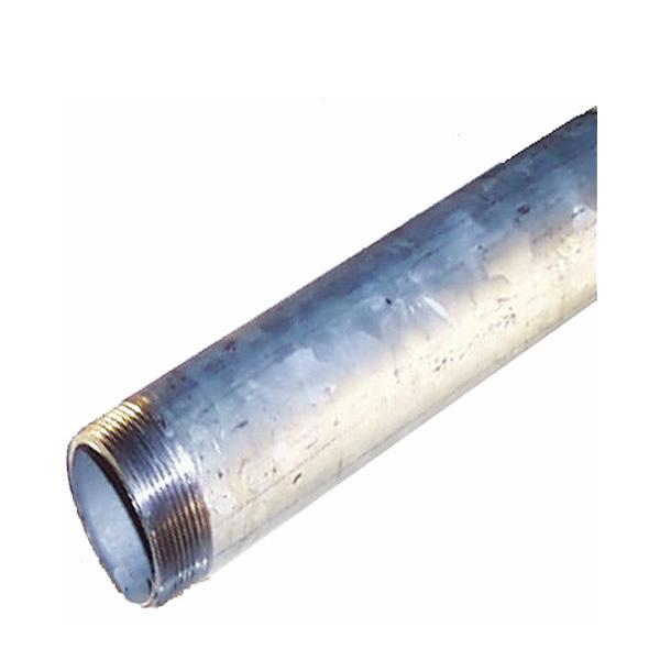 Galvaniserade stålrör