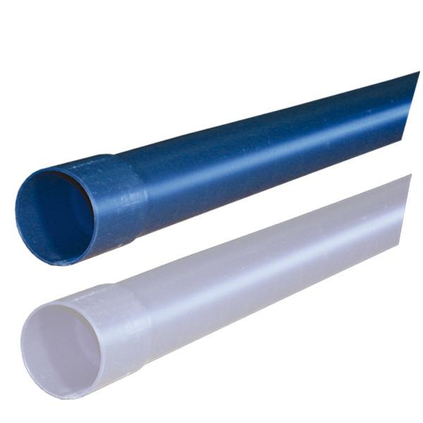 PVC limmuffrör