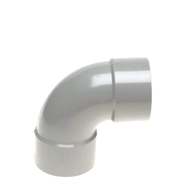 PVC vinkel 88º 75 mm inv limning