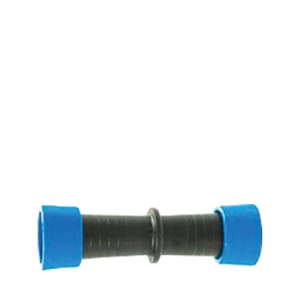 Skarv 16 mm med blå ringar, frp=100st