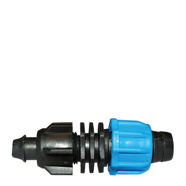 Anslutning Aqua-Traxx med hulling 10mm