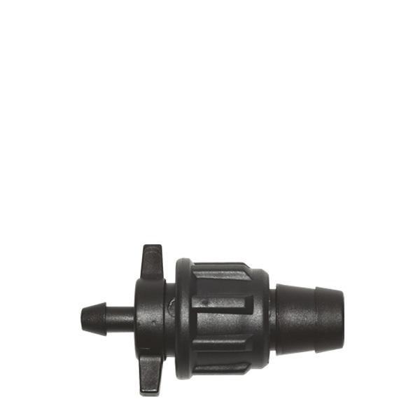 Anslutning Aqua-Traxx med hulling 6mm