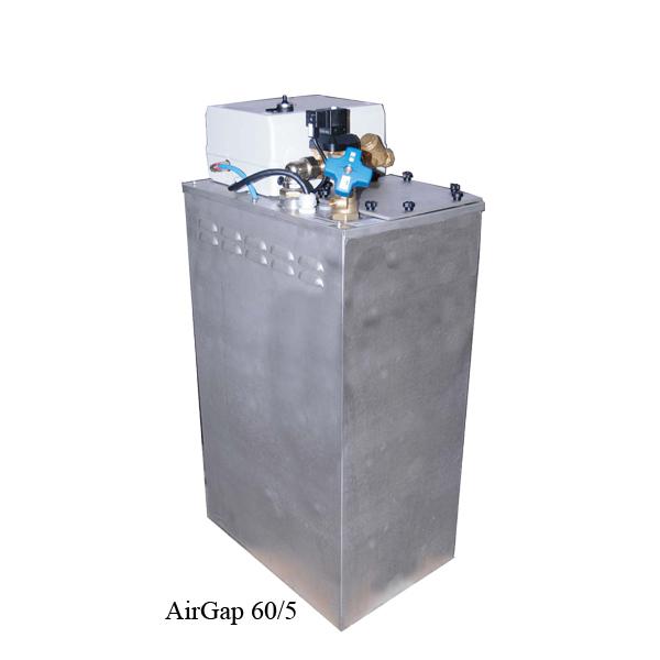 Återströmningsmodul AirGap