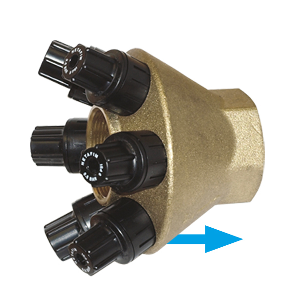 Planet tryckregulator R50/6