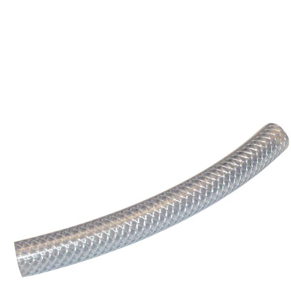 PVC-slang, armerad