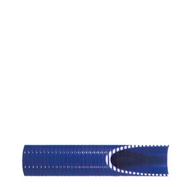 Sugslang spiralarmerad PVC