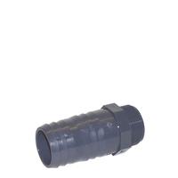 Slangnippel PVC för gängning