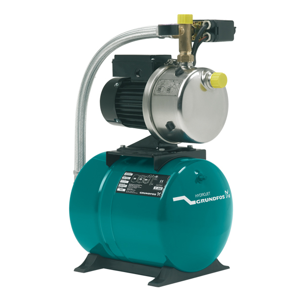 Grundfos JP pumpautomater
