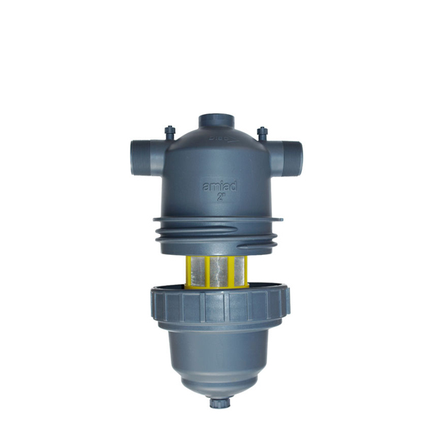 Amiad TAGLINE silfilter R50 100 mikron (gul)