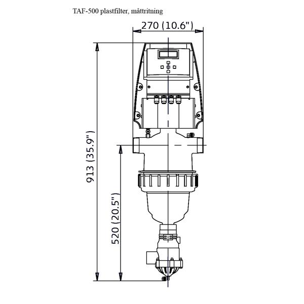 Amiad TAF-500
