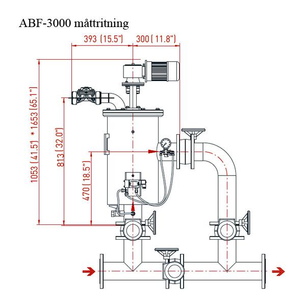 Amiad ABF-3000