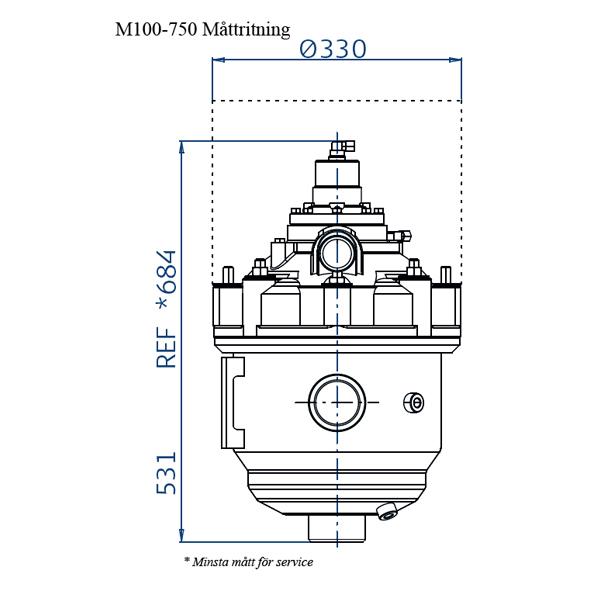 Filtomat M100-750