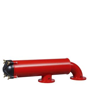 Amiad stålfilter DN150 Super Modular