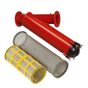 Amiad filterelement DN150 Super in-line stål