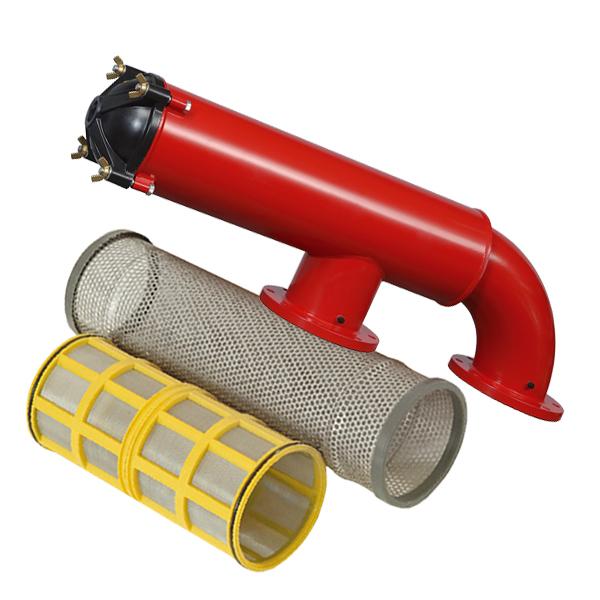 Amiad filterelement DN200 Modular stål