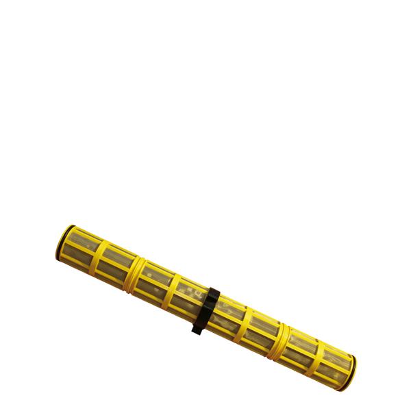 Amiad nätsil RF DN80 100 mikron (gul)