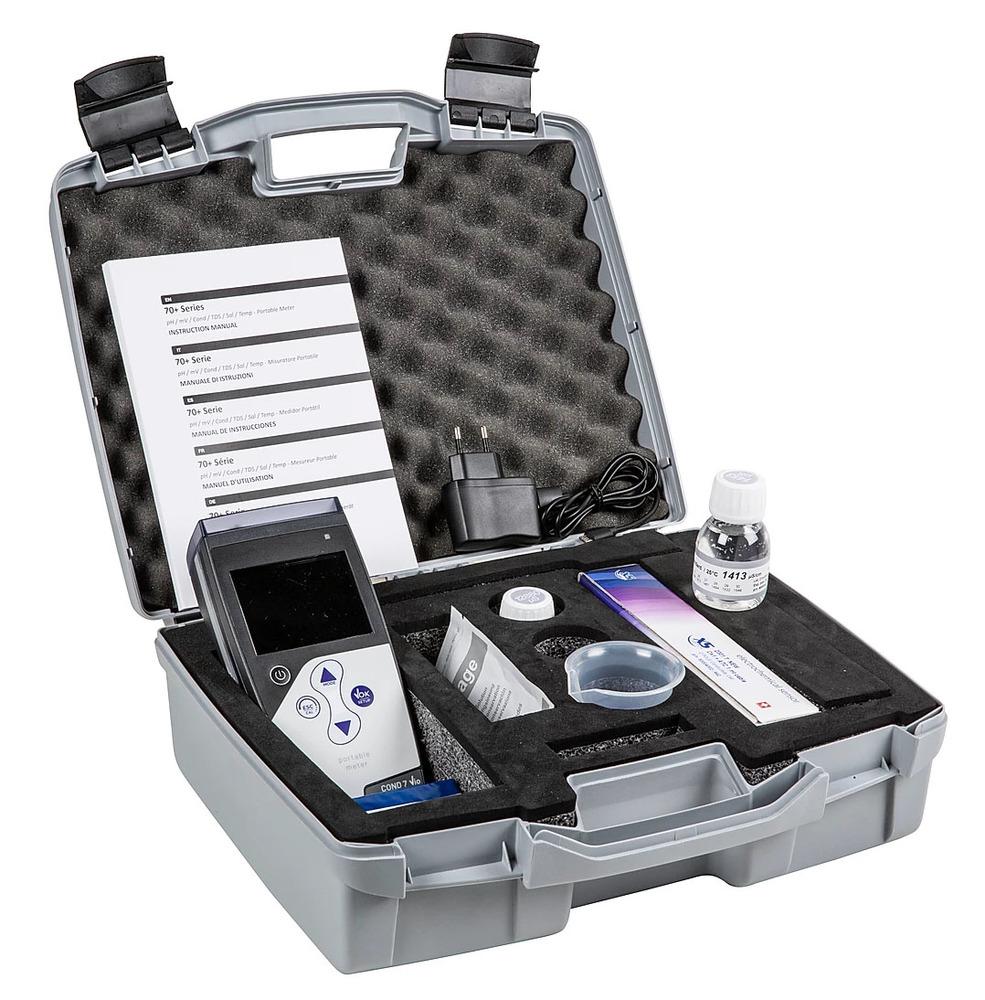 XS COND 7 Lt-mätare för jord, med väska