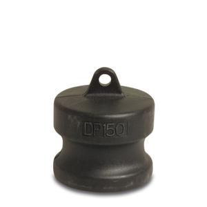 Camlock snabbkoppling propp, typ DP