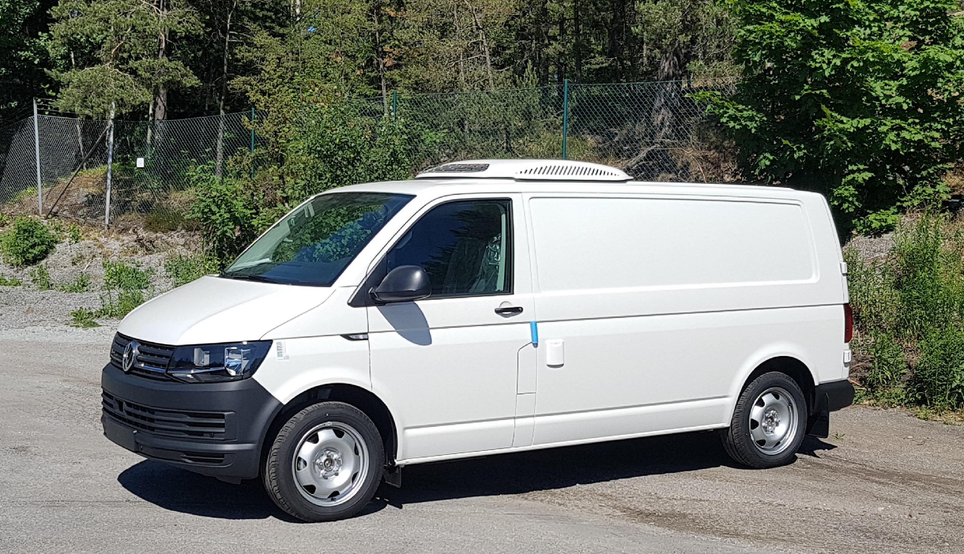 Kylinredningar i transportbilar