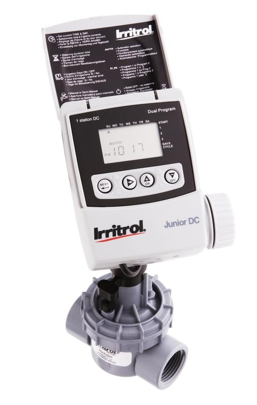 Irritrol Junior DC Automatventil