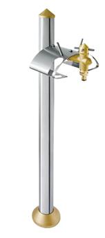 Vattenpost GART+Art Junior M/R+slanghållare