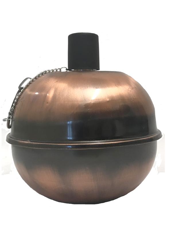 Oljelampa Tumble torch, Koppar ,L
