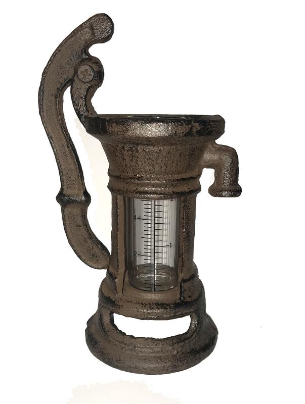 Regnmätare Pump