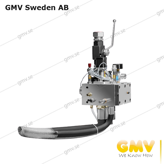 VENTIL NGV-A31½'' - 600 L