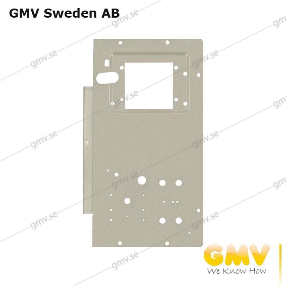 MONTAGEPLÅT GMV T1&23010 1¼''