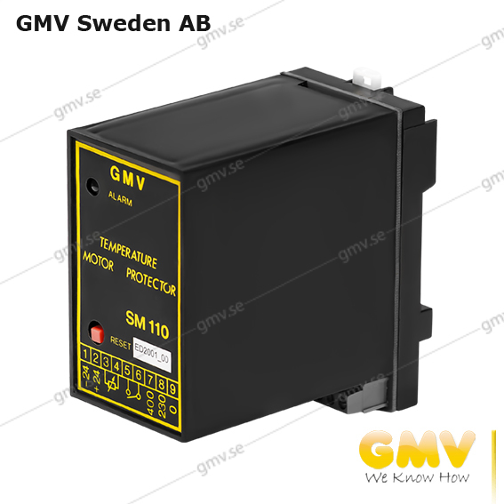 MOTORSKYDDSBRYTARE GMV, SM110 230/400V