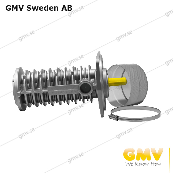 PUMP GMV 43l/mind19  MED FILTER