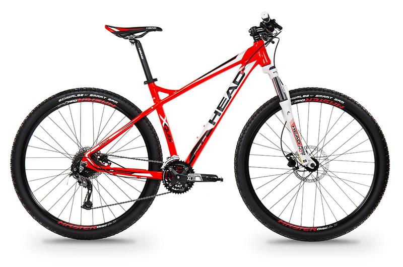 Hyr mountainbike från Head i storleken 27'' eller 29''