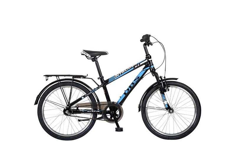 Även barn kan hyra cykel på Rentbike.se