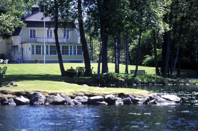 Solviken pensionat i Ingelstad