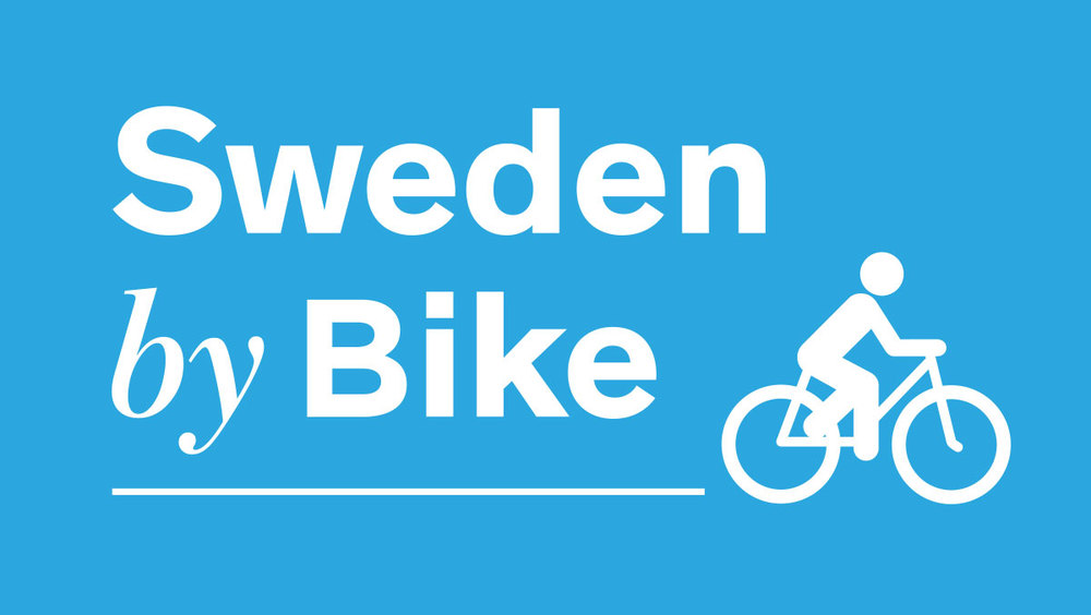 Sweden by bike logo