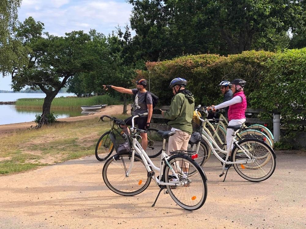 Cykla till Taxås naturreservat