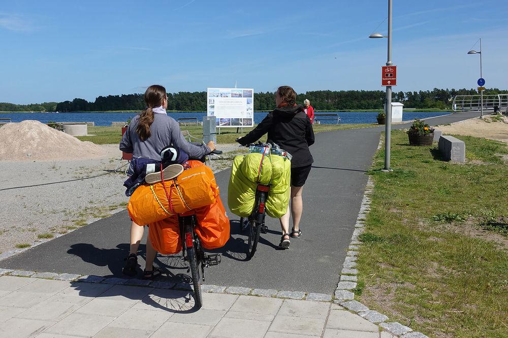 Boka cykelpaket för Sydostleden online.