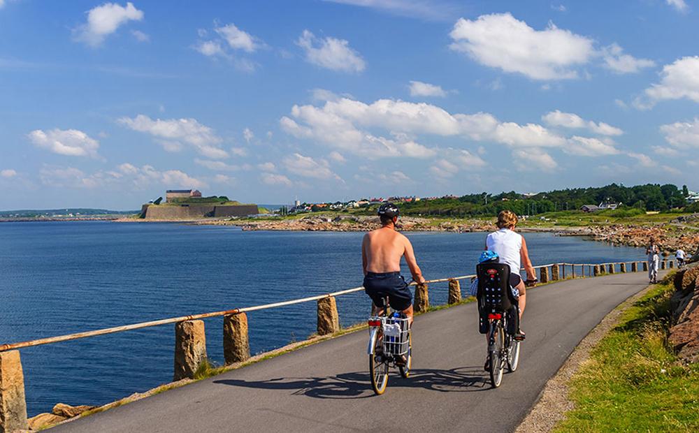 Cykla Kattegatsleden