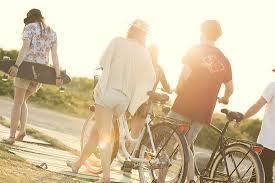 Bike rental Visby, Gotland.