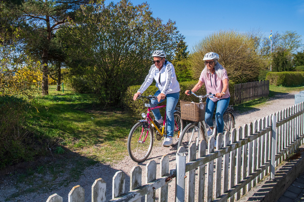 Discover Trelleborg on a bike.