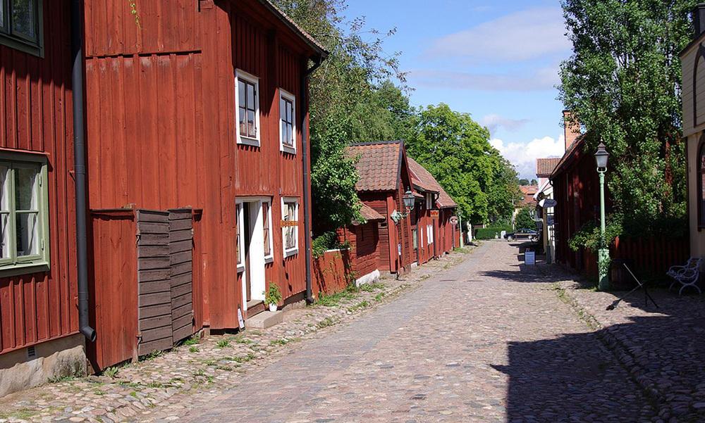 Discover Gamla linköping on a bike