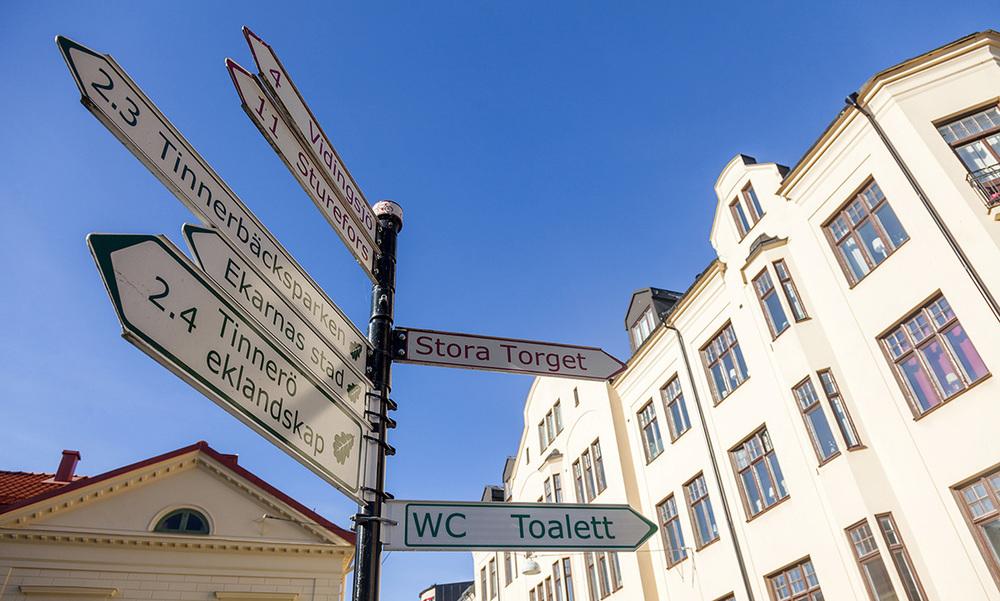 Hyr en cykel i Linköping