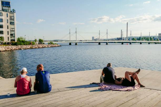 Cykeluthyrning i Jönköping city